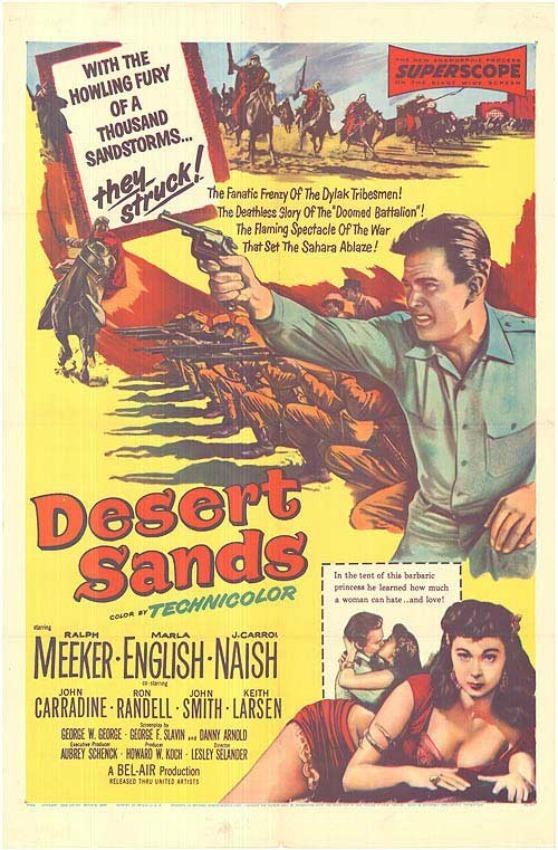 Desert Sands online