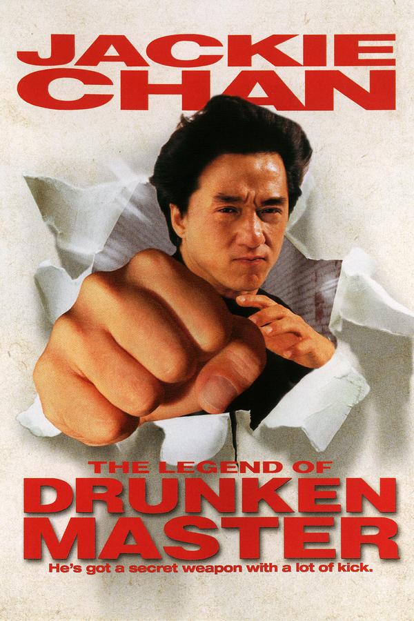 The Legend of Drunken Master online