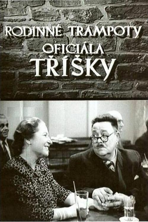 Rodinné trampoty oficiála Třísky online