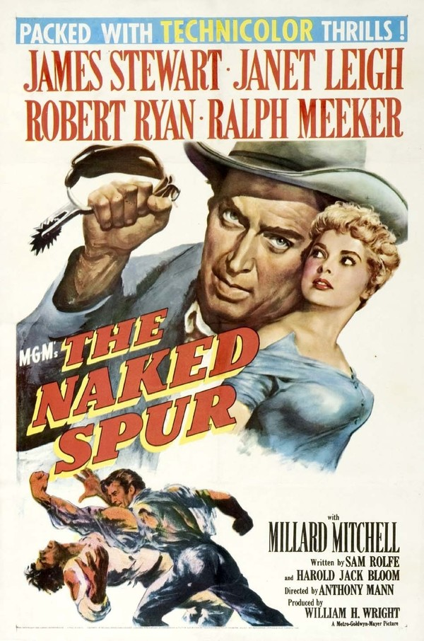 The Naked Spur online