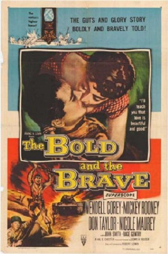 The Bold and the Brave online