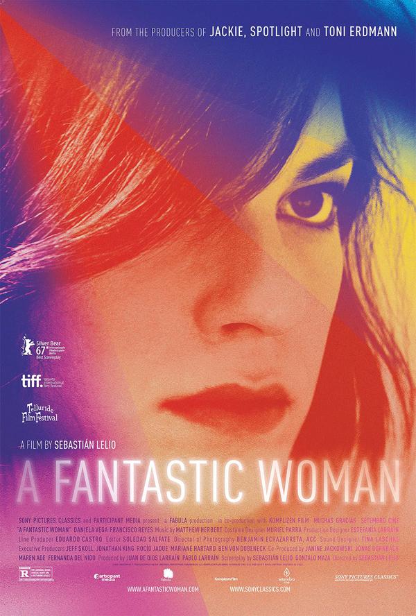 Fantastická žena - Tržby a návštěvnost