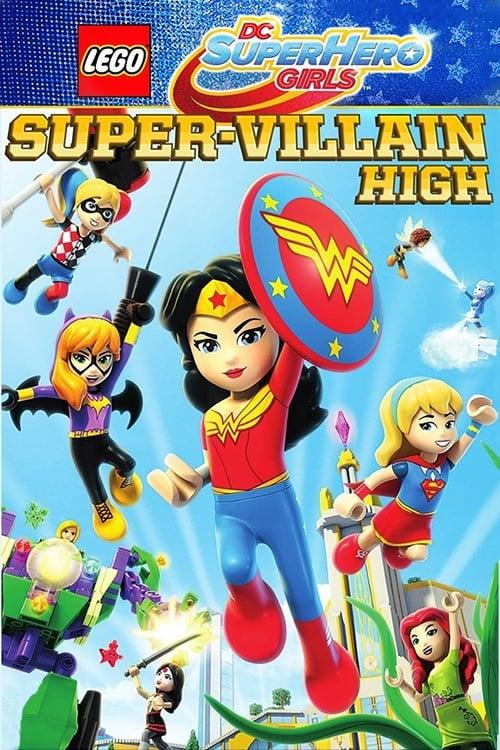 Lego DC Superhrdinky: Střední škola pro padouchy online