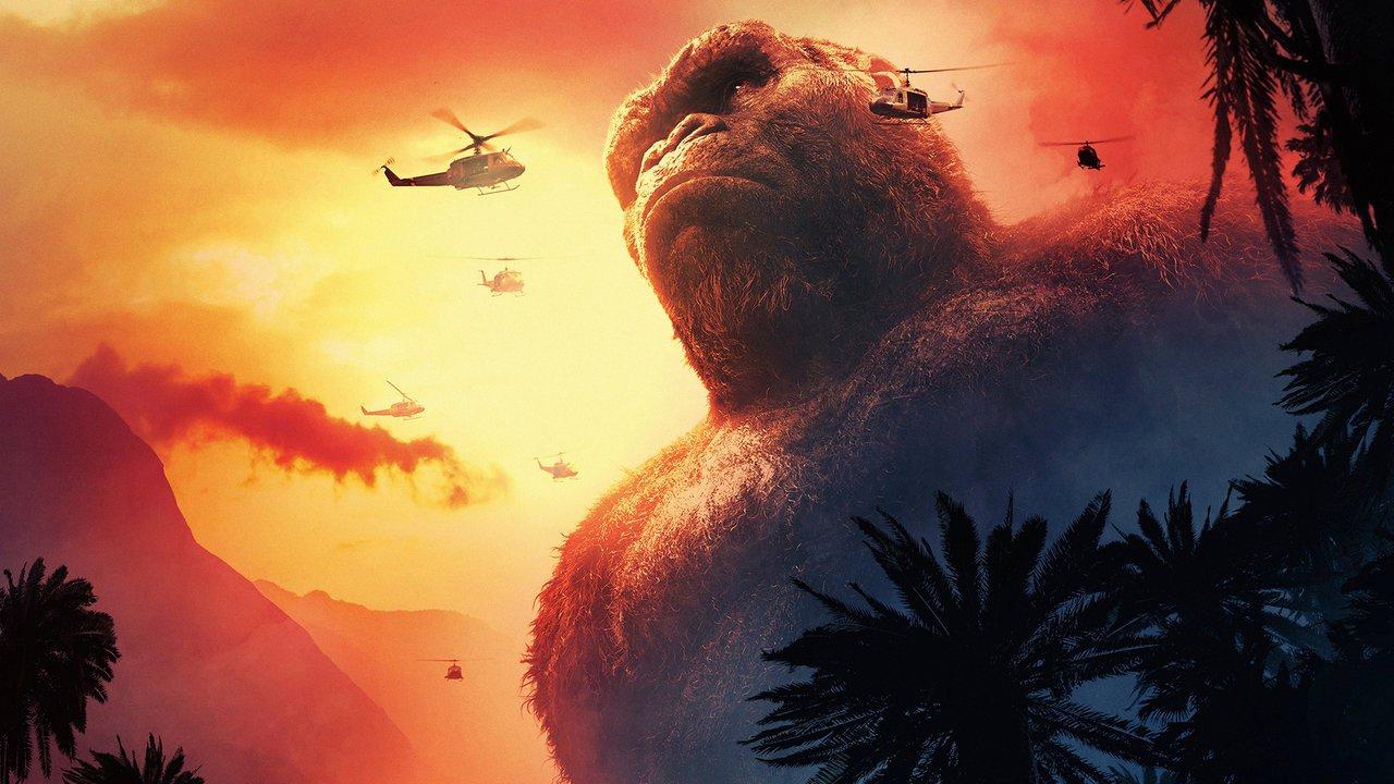 Kong: Ostrov lebek - Tržby a návštěvnost