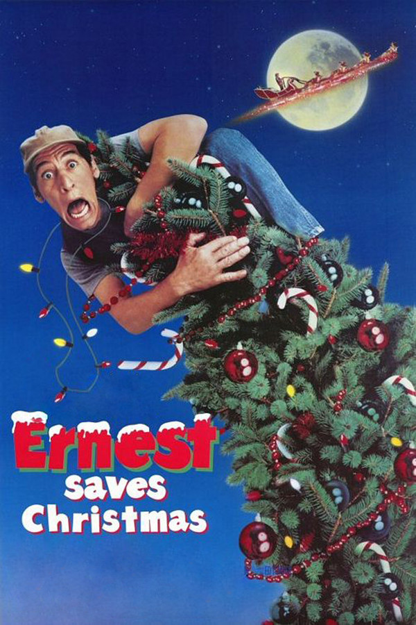 Ernest Saves Christmas online