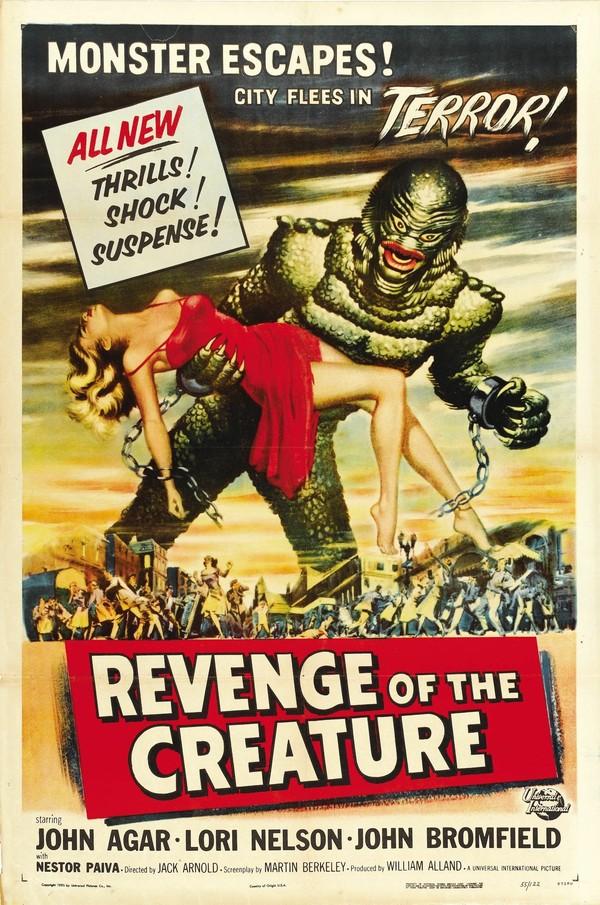 Revenge of the Creature online