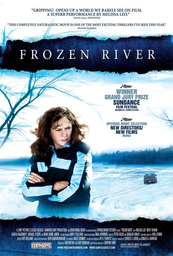 Zamrzlá řeka online