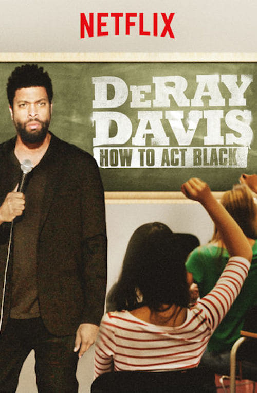DeRay Davis: How to Act Black online