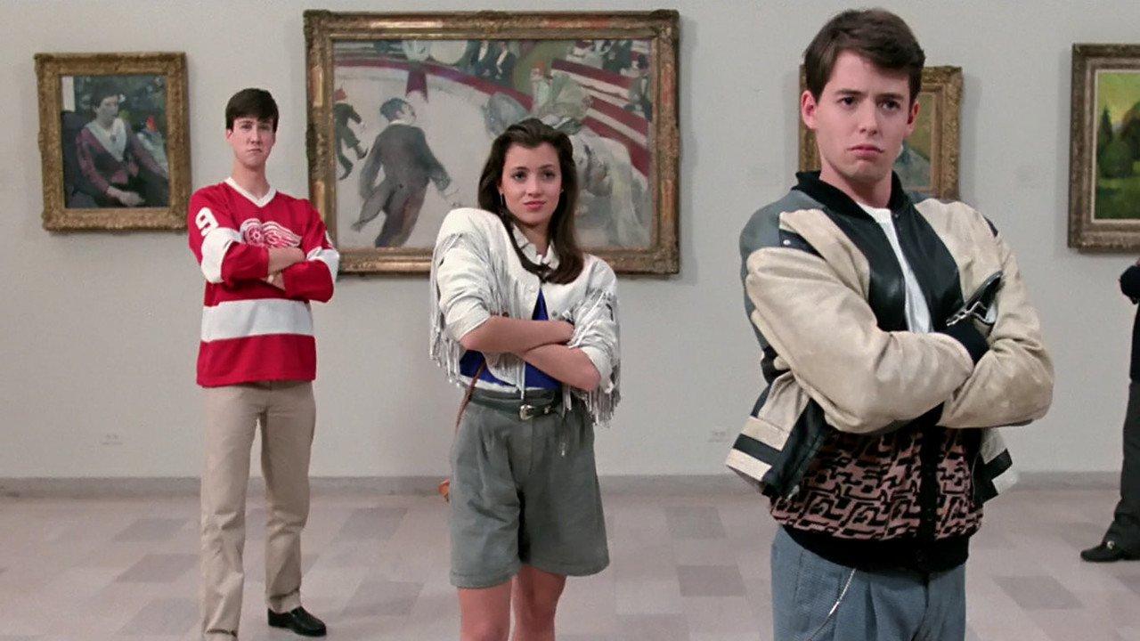 Volný den Ferrise Buellera online