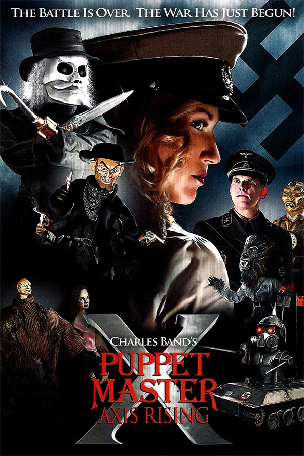 Puppet Master X: Axis Rising online