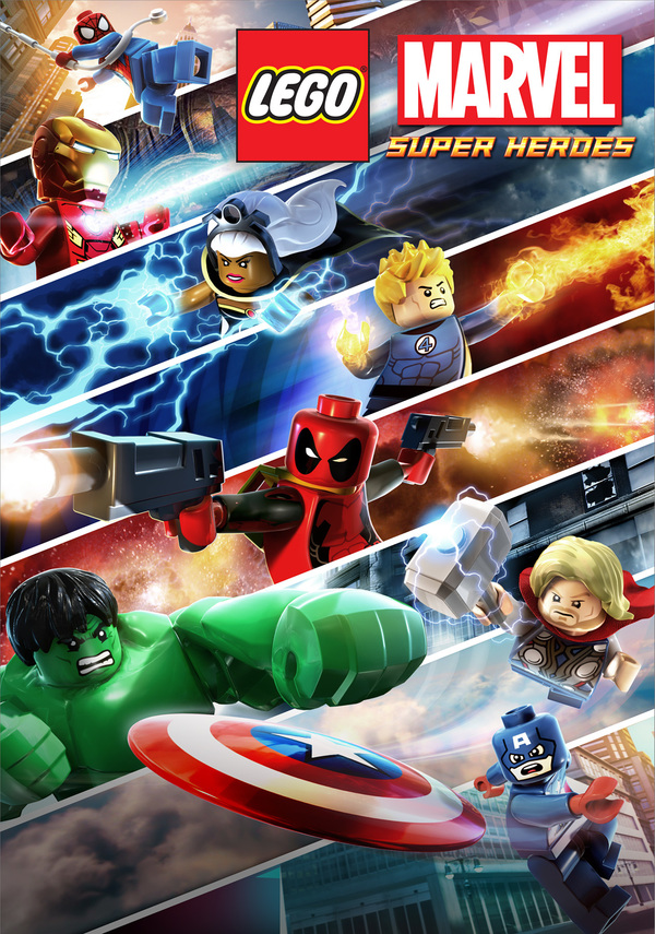 LEGO Marvel Super Heroes: Avengers Reassembled! online
