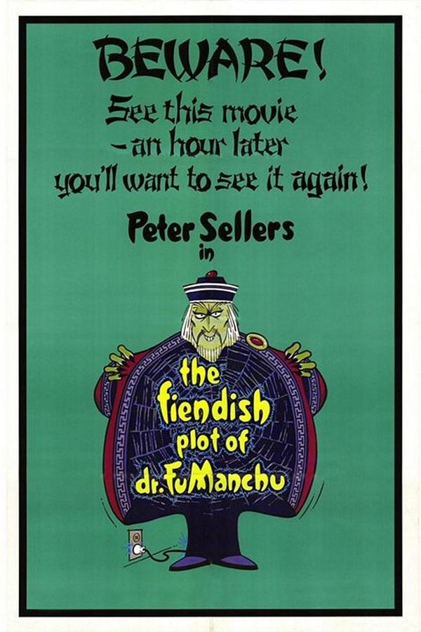 The Fiendish Plot of Dr. Fu Manchu online