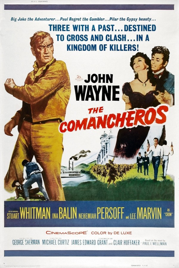 The Comancheros online
