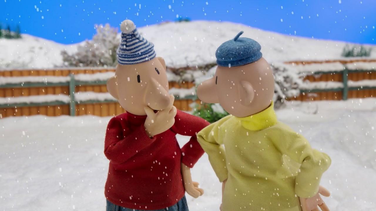 Pat a Mat v zimě