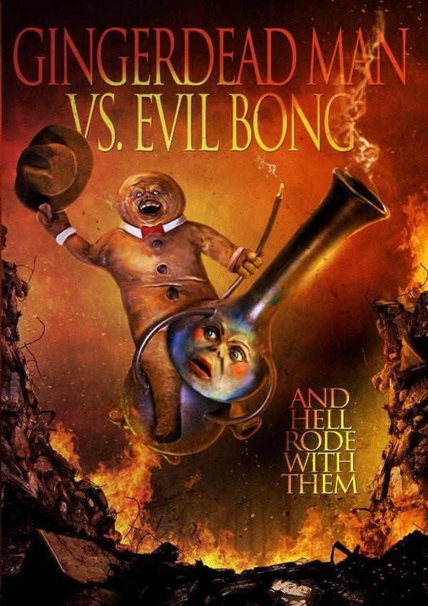 Gingerdead Man Vs. Evil Bong online