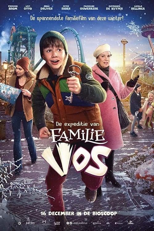 De Expeditie van Familie Vos online