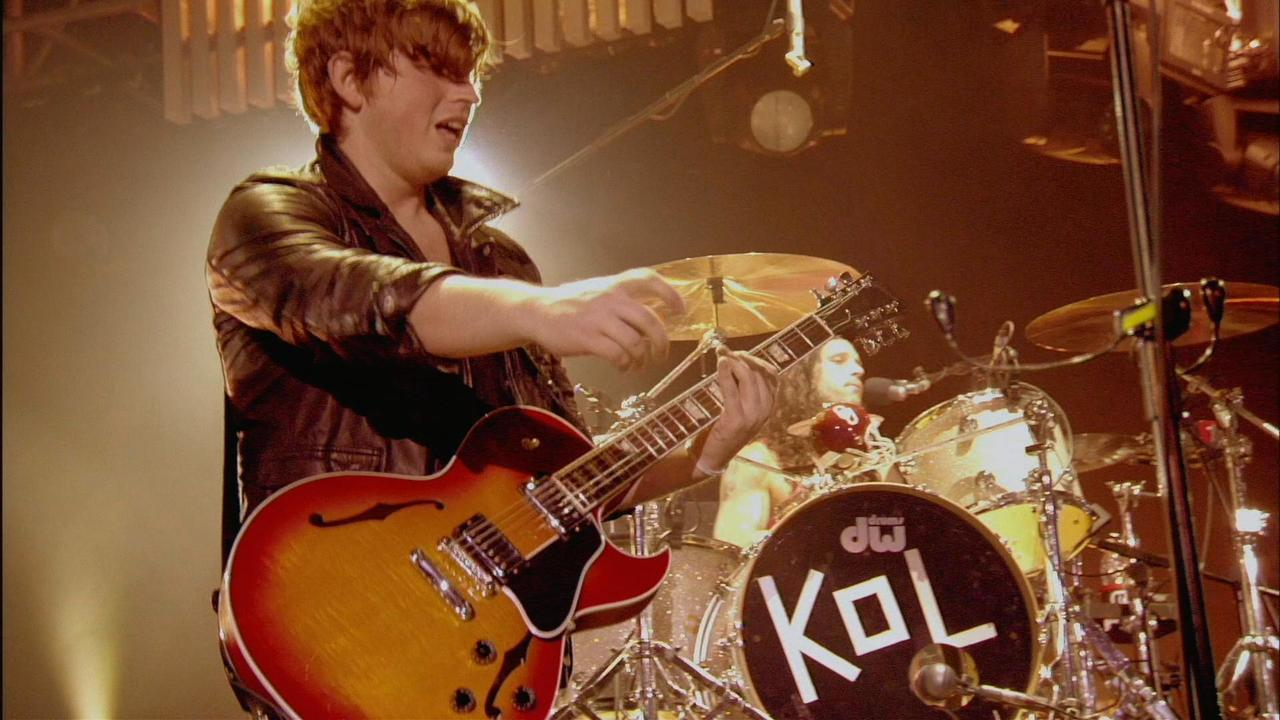 Kings of Leon: Live At the O2 London, England online