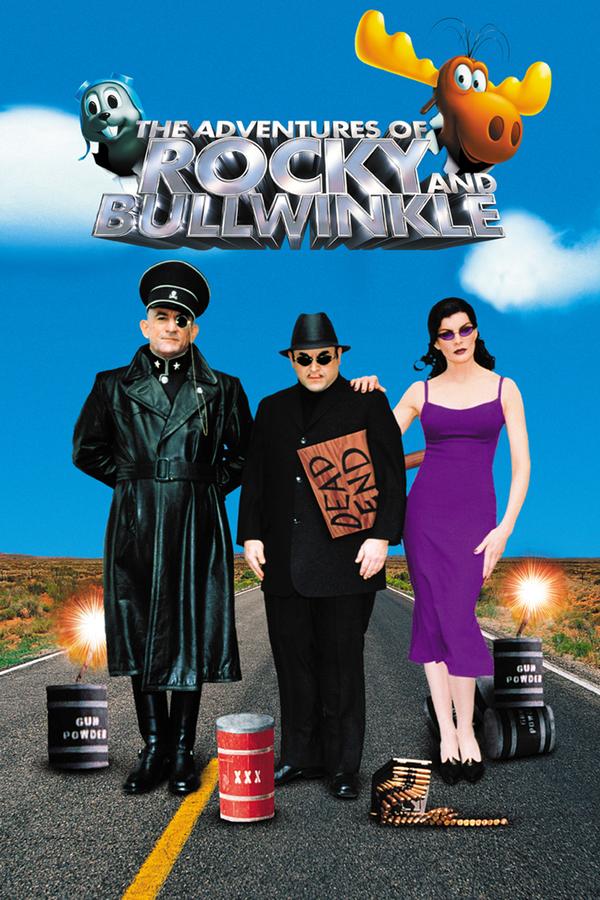 The Adventures of Rocky and Bullwinkle - Tržby a návštěvnost