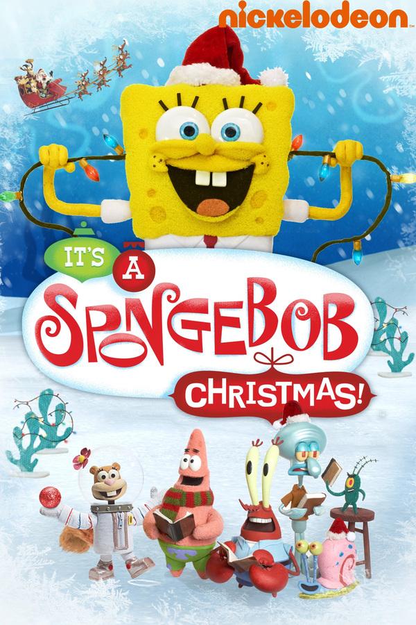 It's a SpongeBob Christmas! online