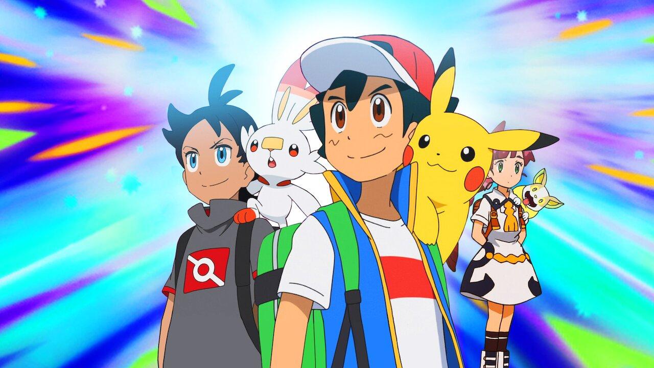 Pokémon Cesty: Seriál