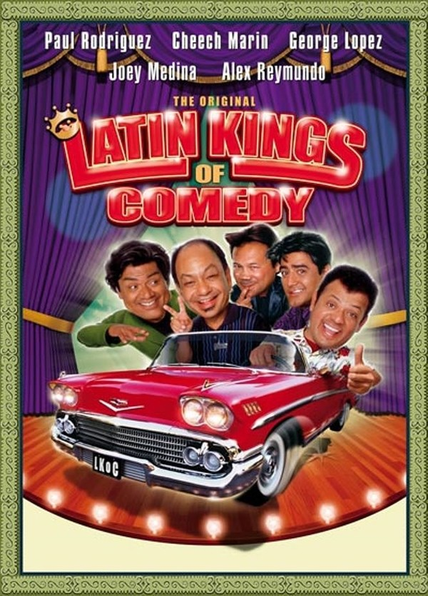 The Original Latin Kings of Comedy online