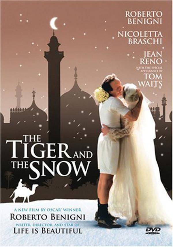 Tygr a sníh online