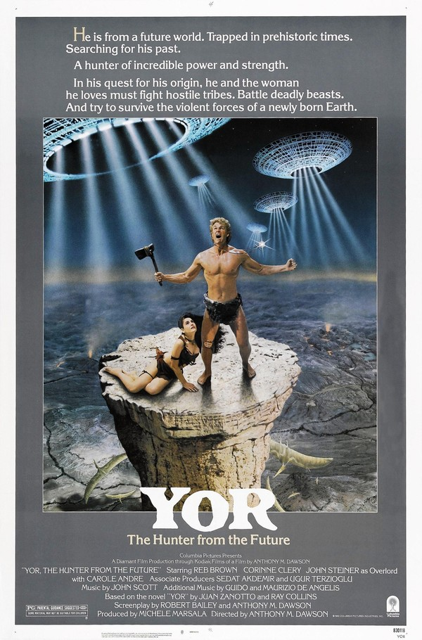Yor, The Hunter From The Future online
