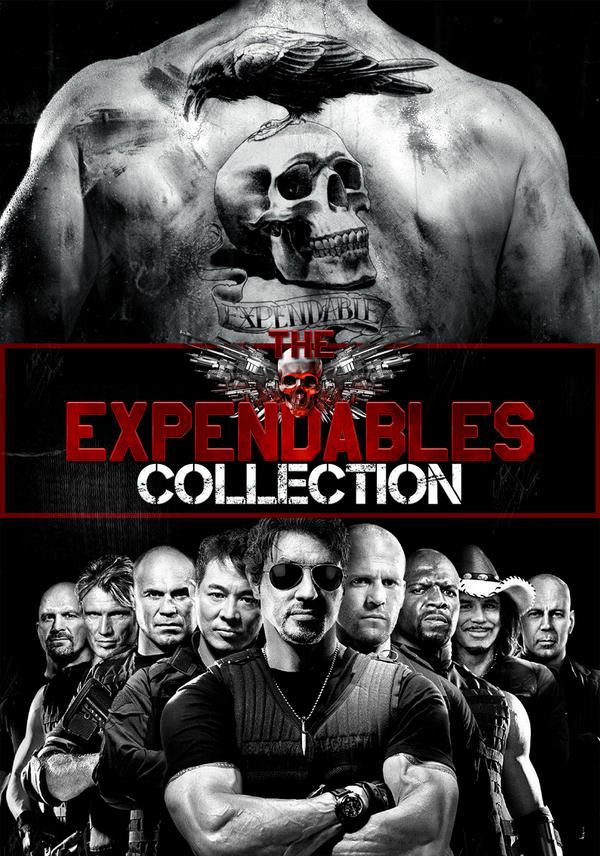 Expendables: Postradatelní 3 online