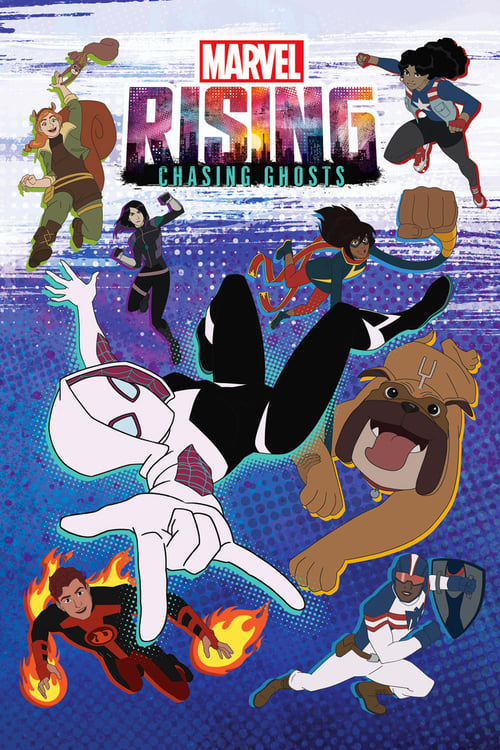 Marvel Rising: Chasing Ghosts online