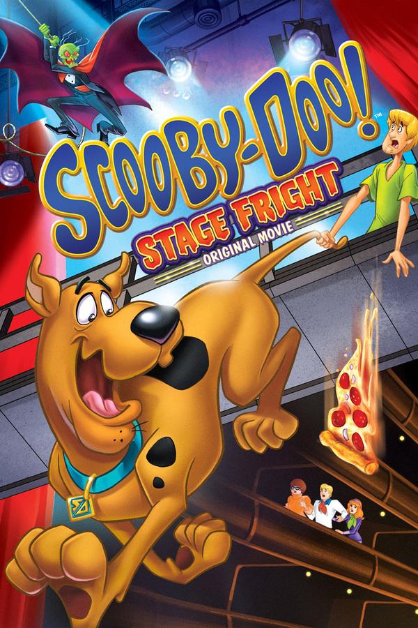 Scooby-Doo! Tréma před vystoupením online