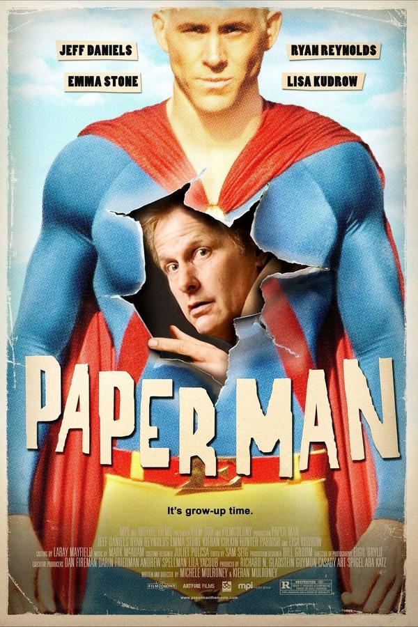 Paper Man online