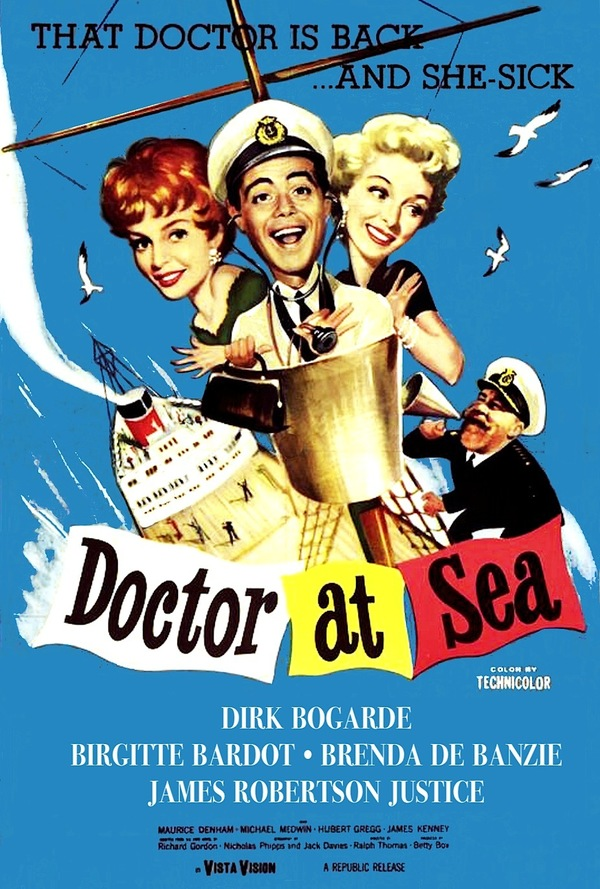 Doctor at Sea online
