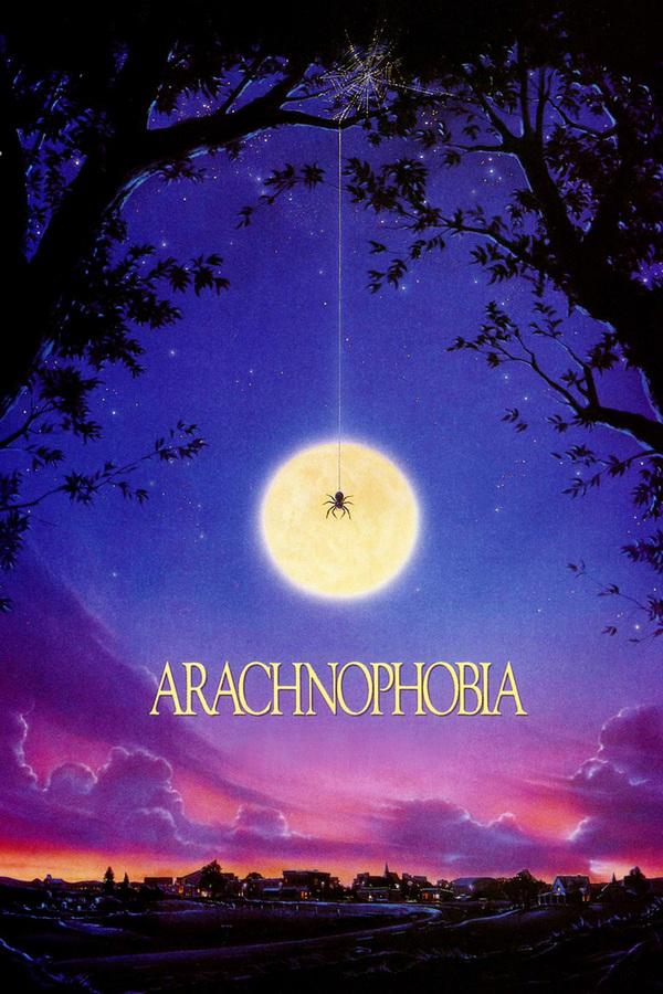 Arachnofobie online