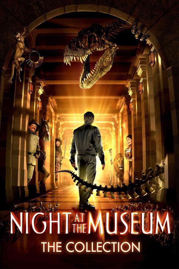 Noc v muzeu: Tajemství hrobky online