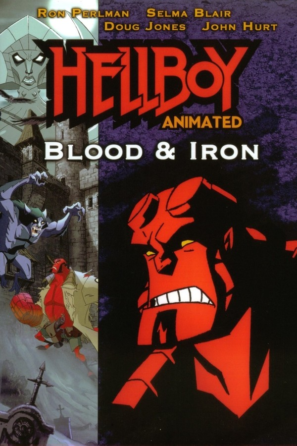Hellboy Animated: Blood and Iron online