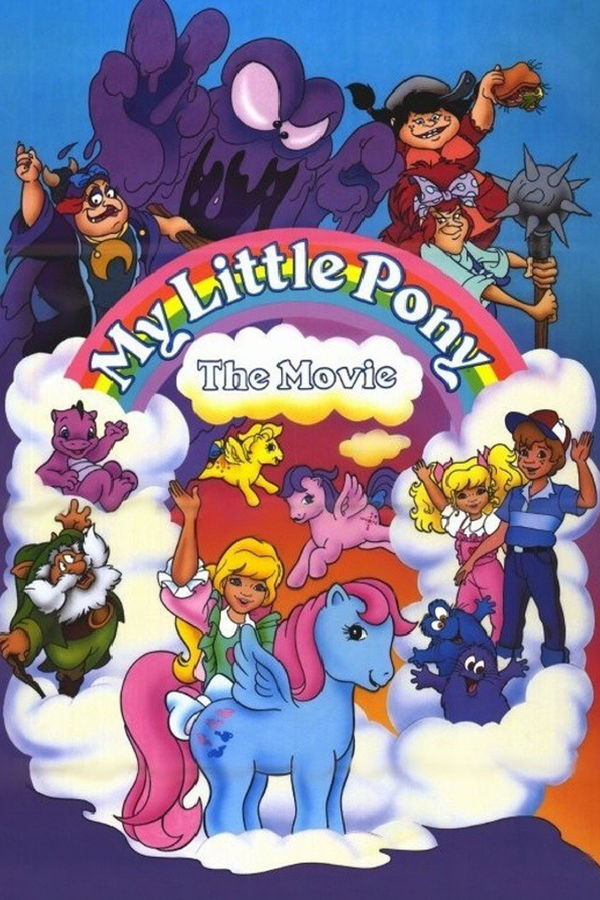 My Little Pony: The Movie online