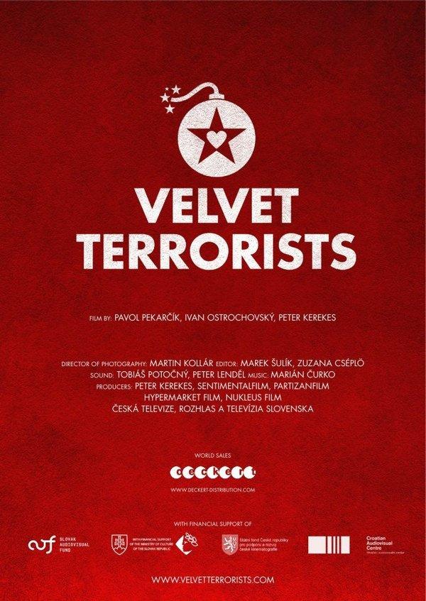 Sametoví teroristé online