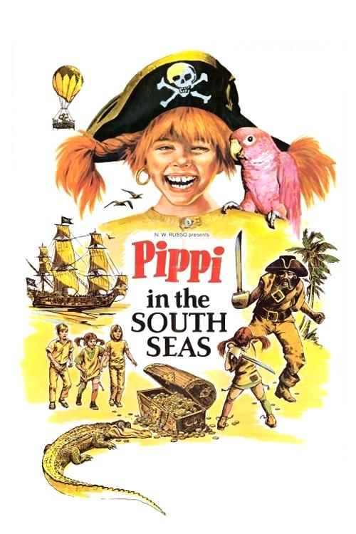 Pippi v zemi Taka-Tuka online