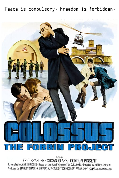 Colossus: The Forbin Project online