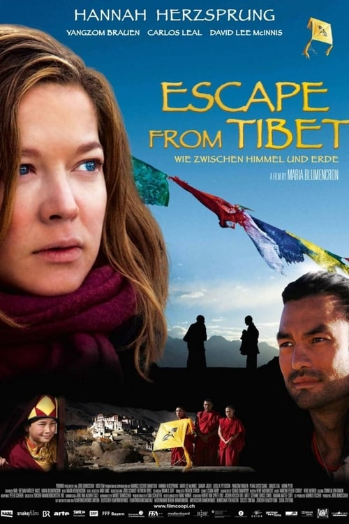 Escape from Tibet online