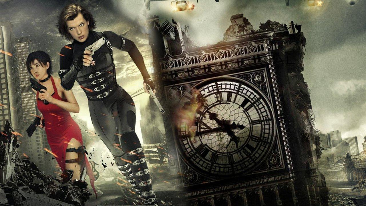 Resident Evil: Odveta online