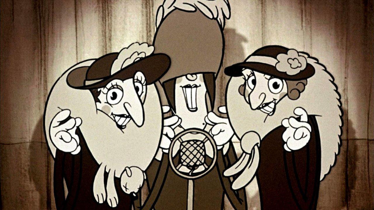 Trio z Belleville - Tržby a návštěvnost