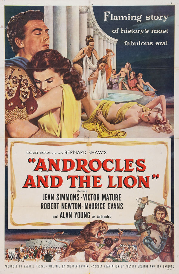 Androcles and the Lion online