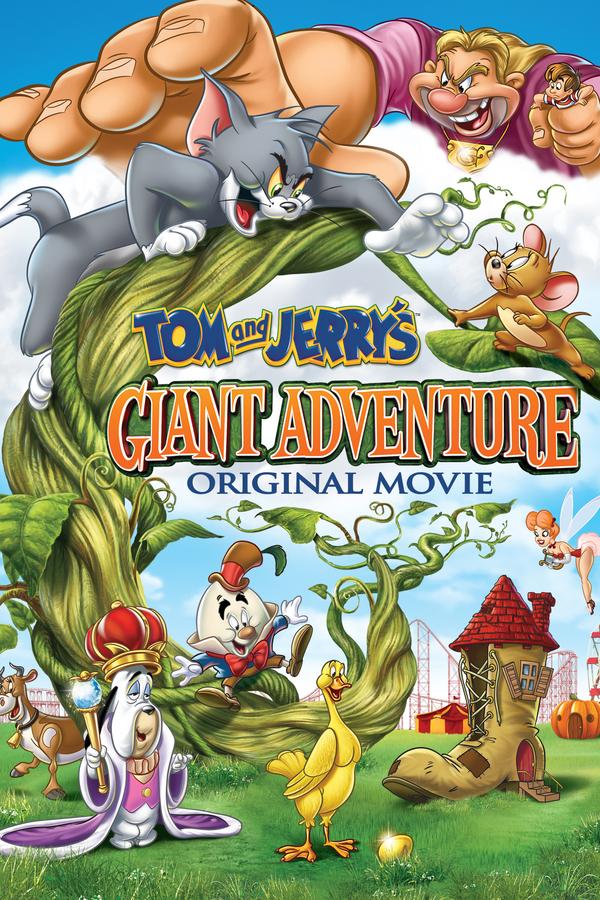 Obří dobrodružství Tomma a Jerryho online