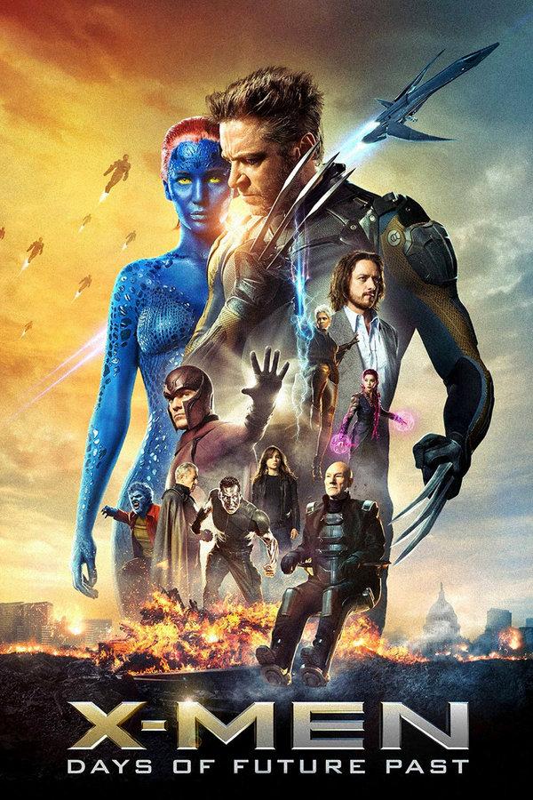 X-Men: Budúca minulosť online