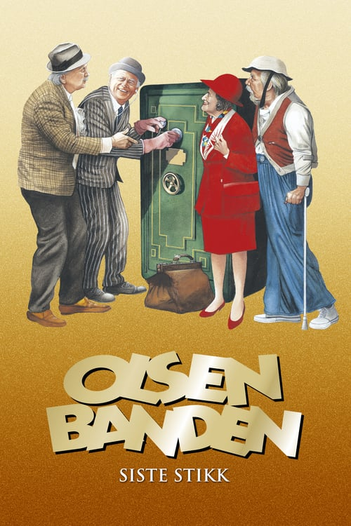 Olsen Banden Junior online