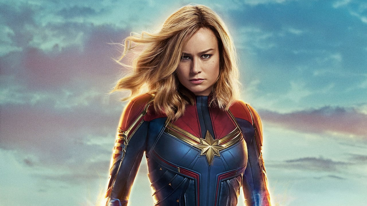 Captain Marvel (10. novembra)