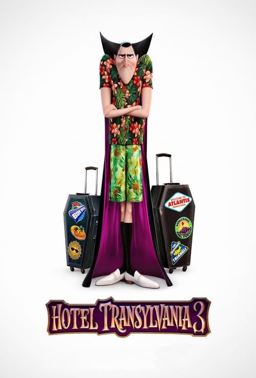 Hotel Transylvánie 3: Příšerózní dovolená online