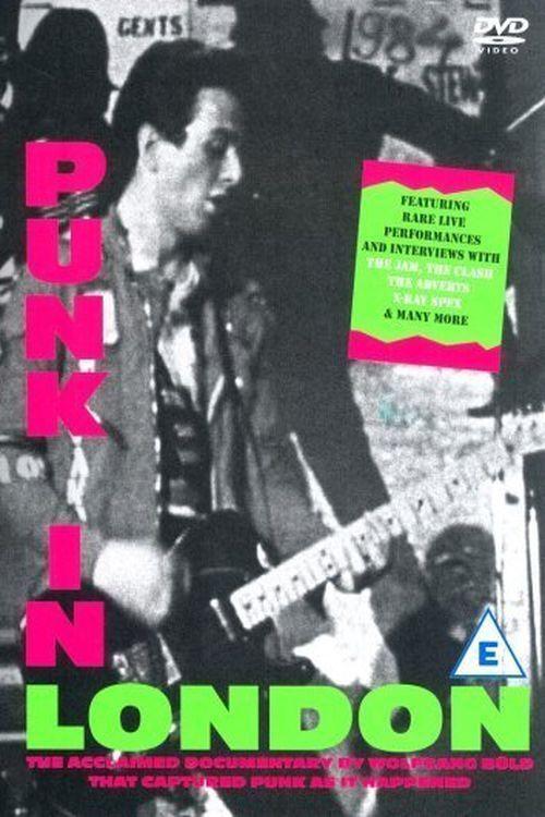 Punk in London online