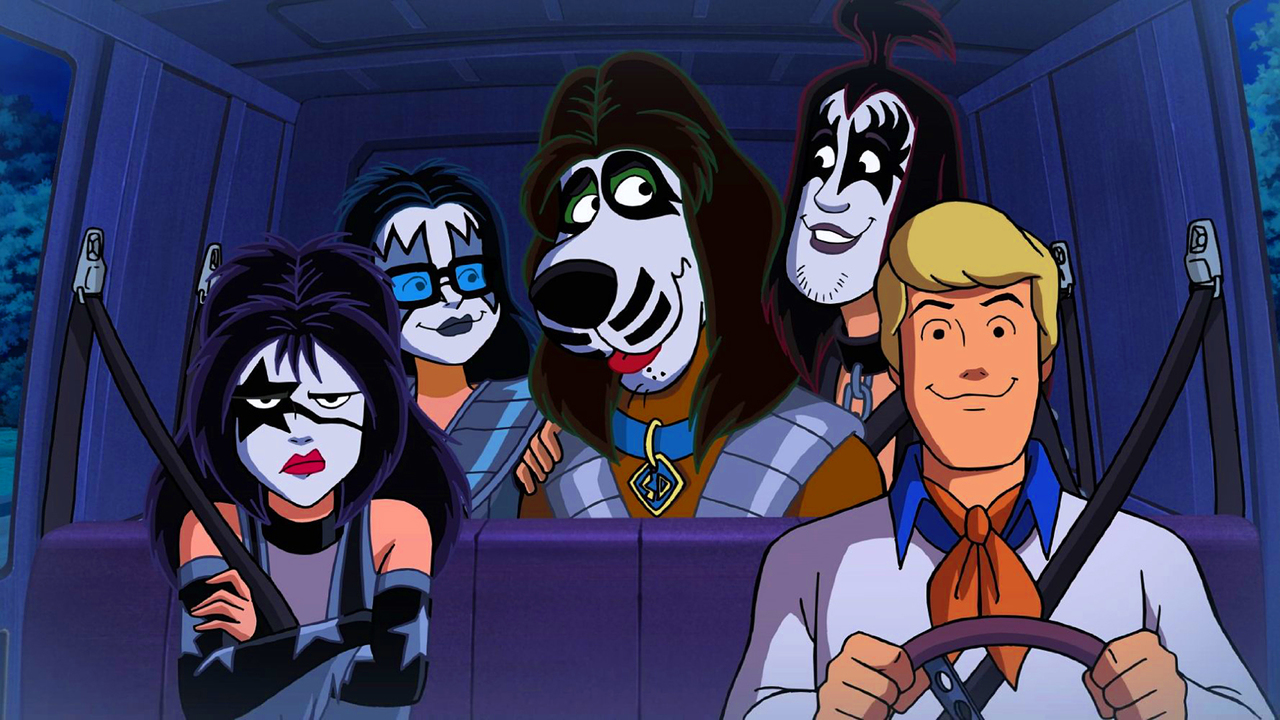 Scooby-Doo! and Kiss:Rock and Roll Mystery online